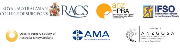 Dr Ian Martin - Qualifications logos